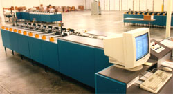 mail sorter machine