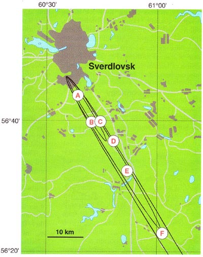 The Sverdlovsk Anthrax Outbreak Of 1979